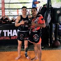 MAX FC 전 플라이급 챔피언 조 아르트루(22, 군산 엑스짐)가 새로운 도전을 위해 태국으로 떠났다.